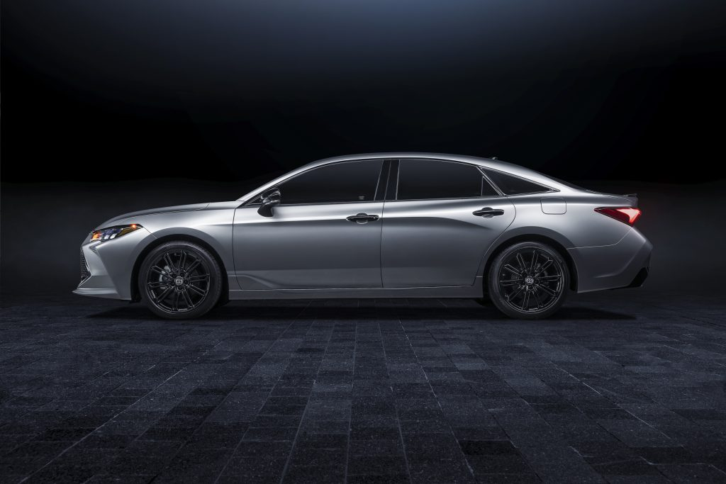 2020 Toyota Avalon Nightshade Edition