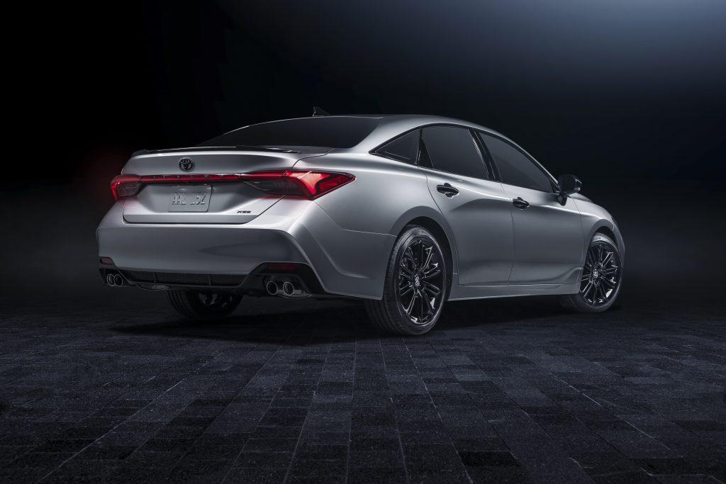 2020 Toyota Avalon Nightshade Edition | Toyota