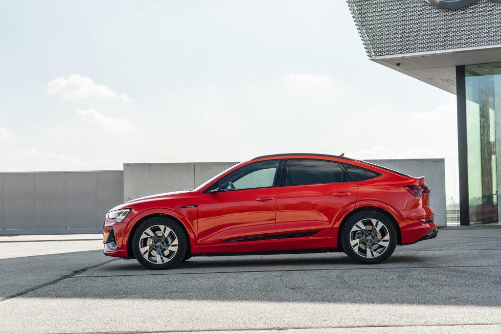 2020 Audi E-Tron Sportback | Audi