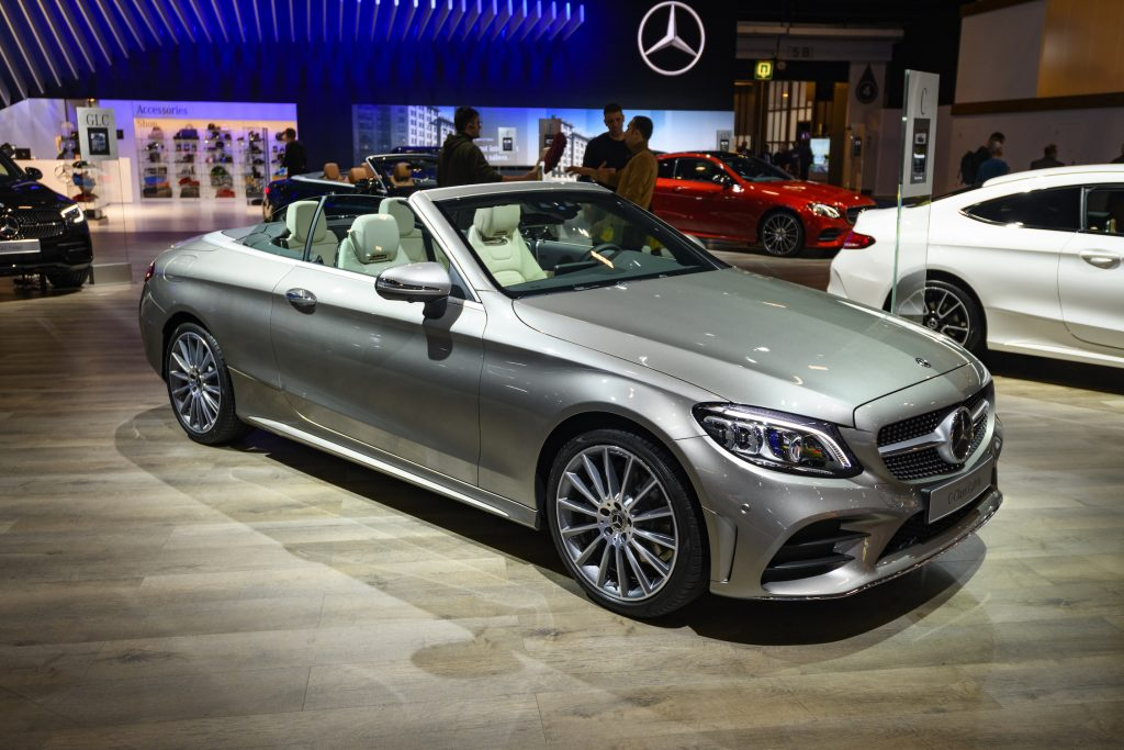 Mercedes-Benz Is Issuing a Recall to Fix a Previous Recall