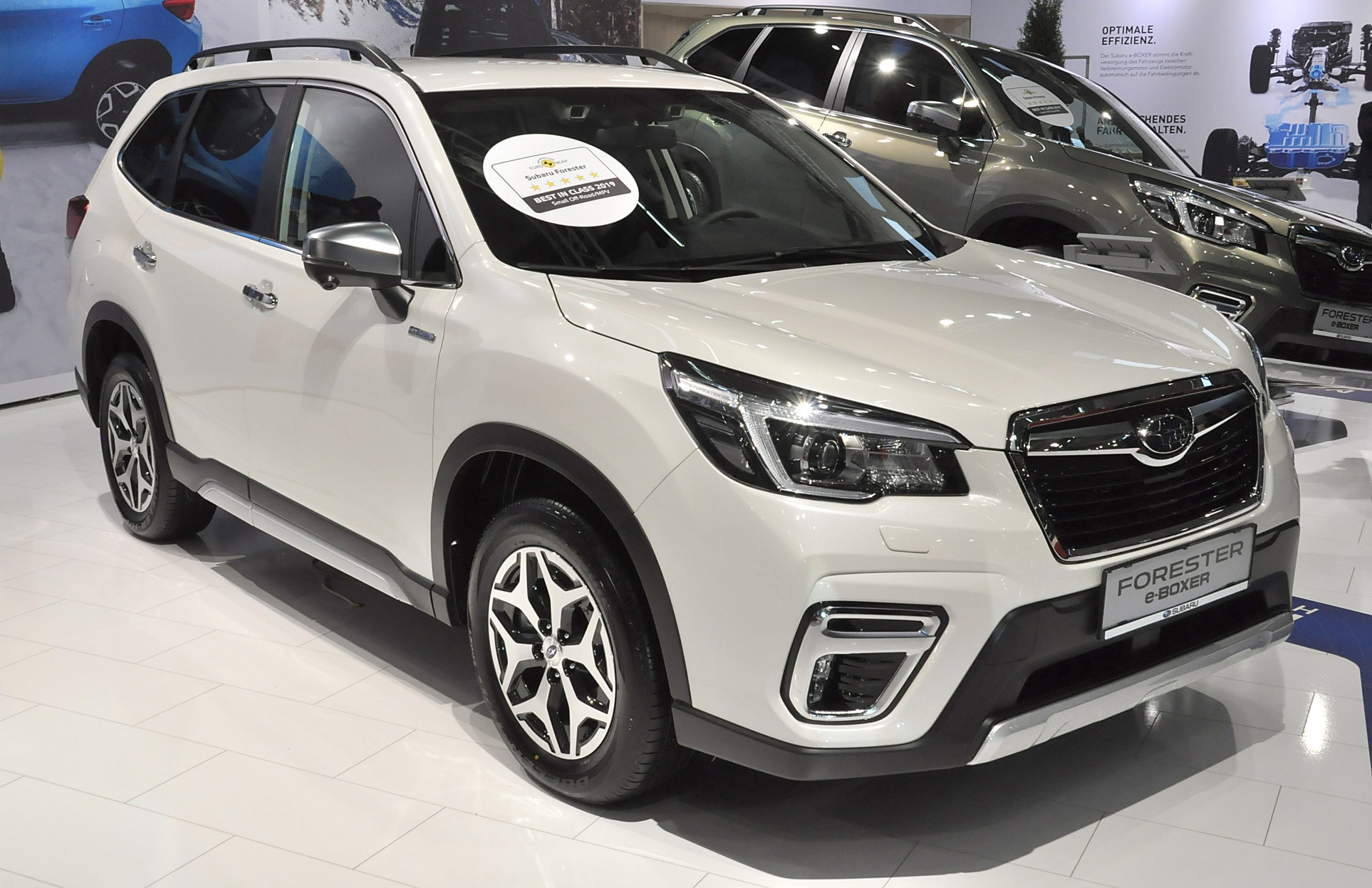 Is the 2020 Subaru Forester Worth the $2,600 Upgrade Over ...