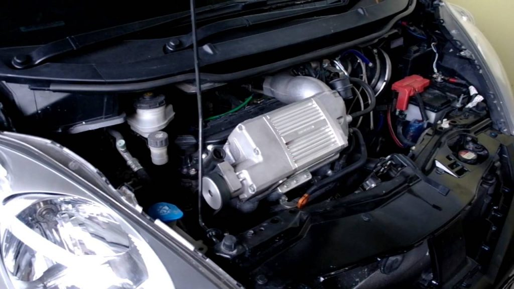 honda fit supercharged