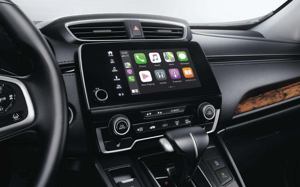 2020 Honda CR-V Touring infotainment system