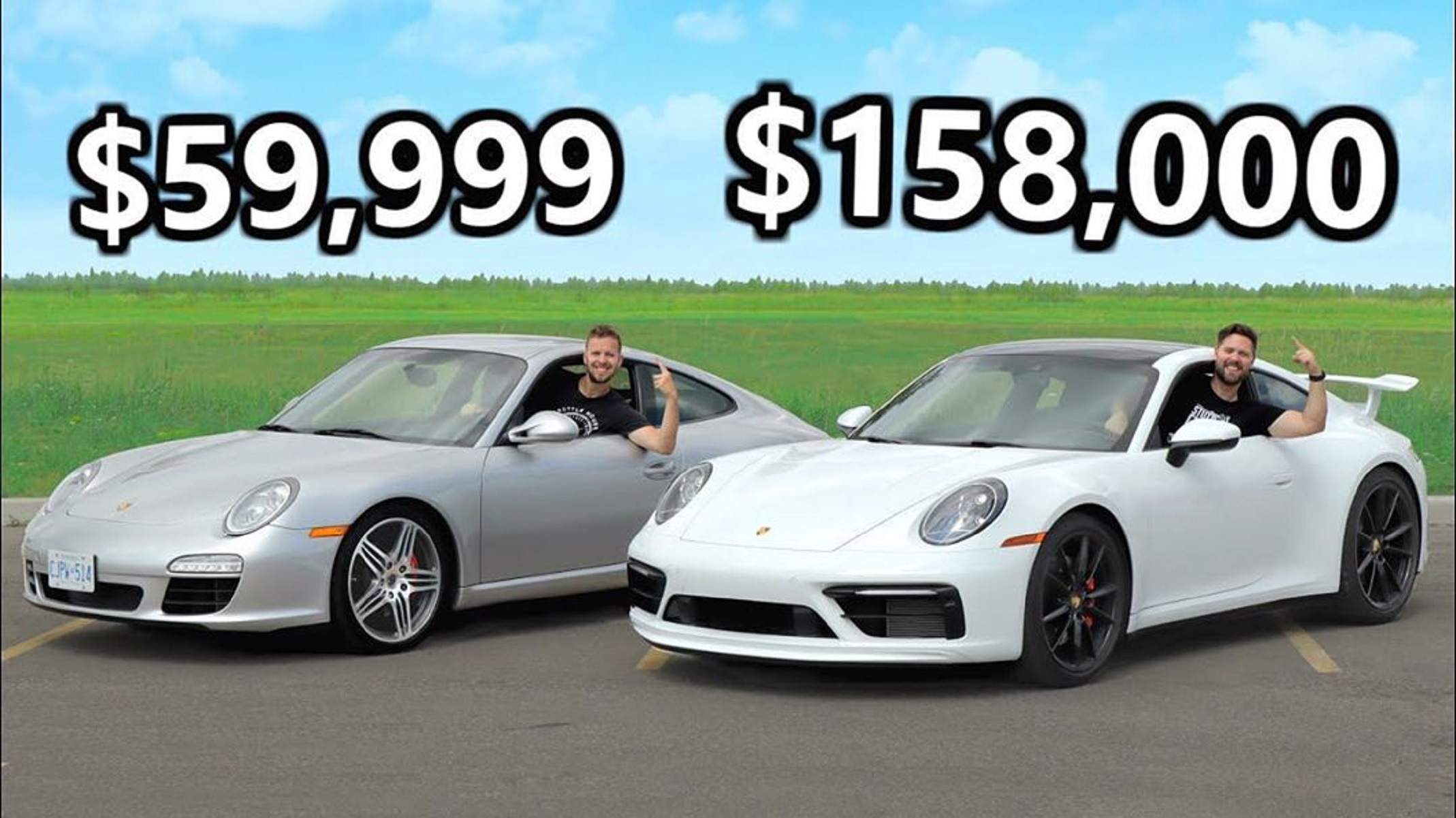 2010 Vs 2020 Porsche 911 Carrera S Worth The Extra 74 000 Research the 2020 porsche 911 with our expert reviews and ratings. 2010 vs 2020 porsche 911 carrera s