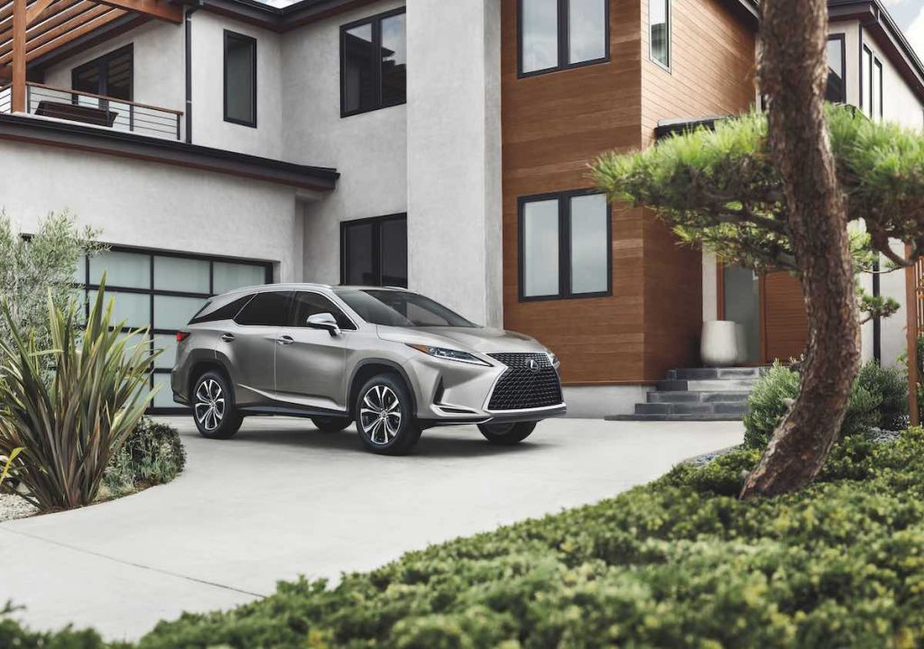 if you have your eye on a new car like this 2021 Lexus RX, a low mileage lease might seem more financially accessible than buying.