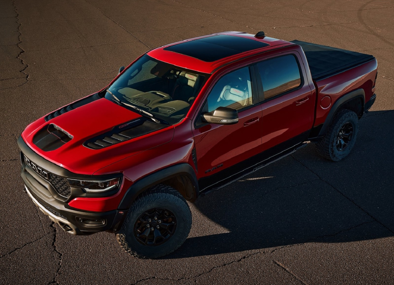 Will the Ram 1500 TRX Be the Least Fuel-Efficient Off-Road ...