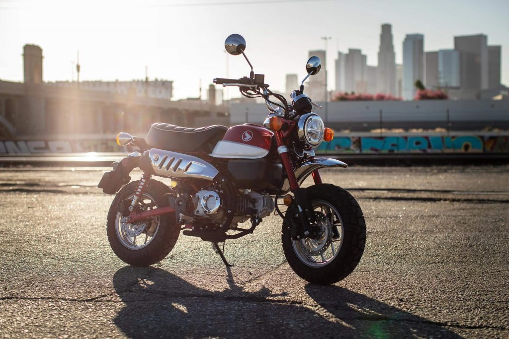 2021 Honda Monkey