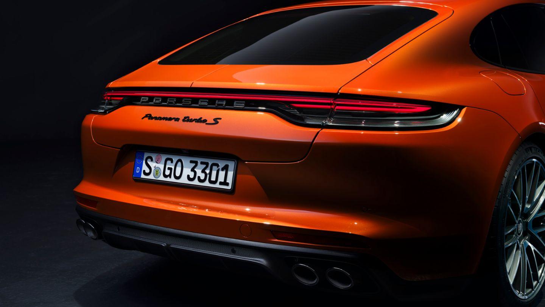 Porsche Gives 2021 Panamera A Massive Power Boost