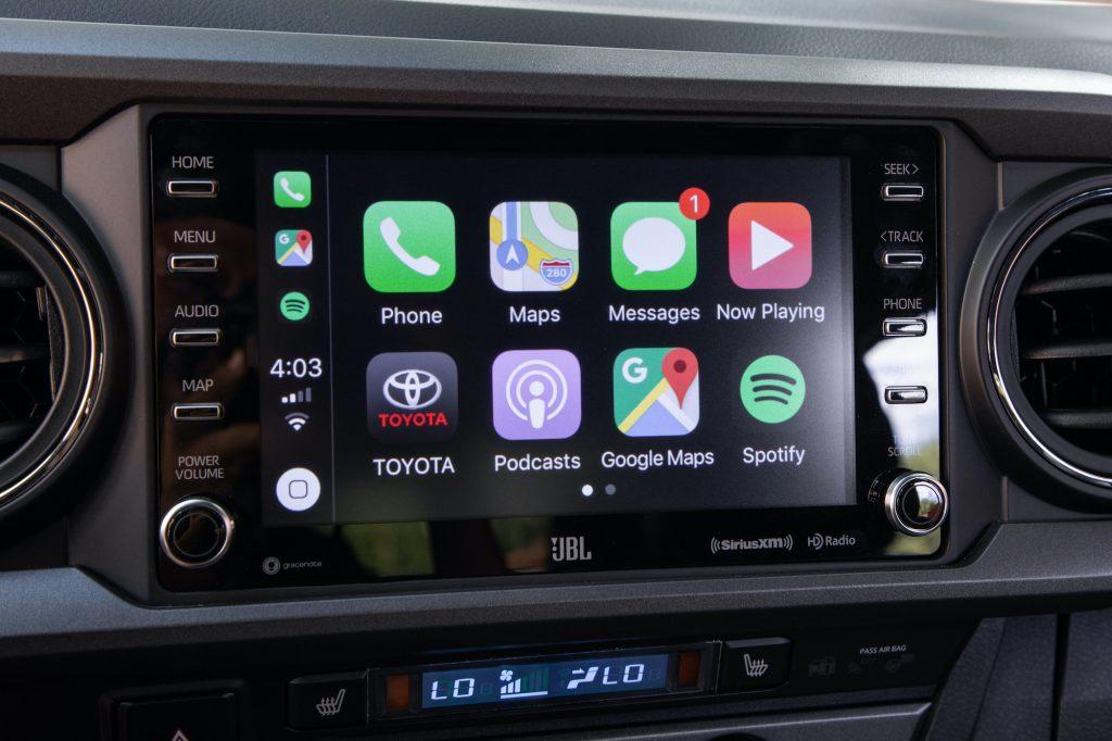 2020 Toyota Tacoma TRD Pro |  Toyota