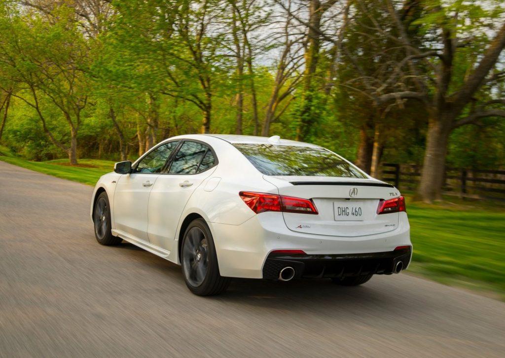 2018 Acura TLX | Acura