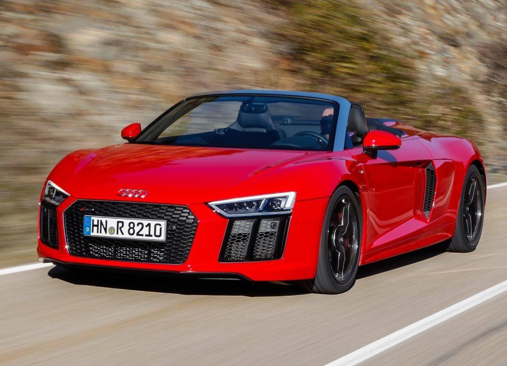 2020 Audi R8 RWS