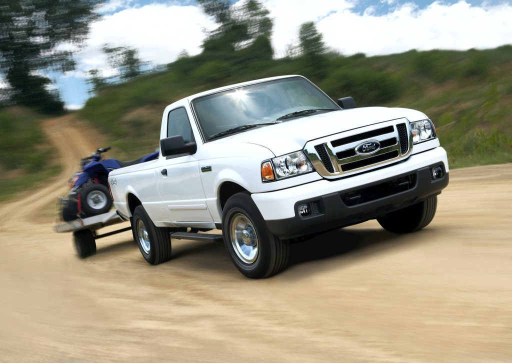 a far cry from a Toyota Camry or a Honda Civic, this little pickup truck is an absolute workhorse making it one of the best used cars to buy under $5,000