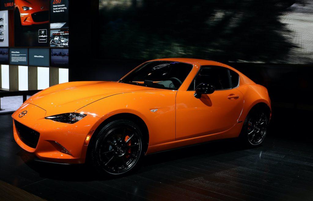 Mazda celebrates the 30th Anniversary of the Miata with the 2019 Mazda MX-5 Miata