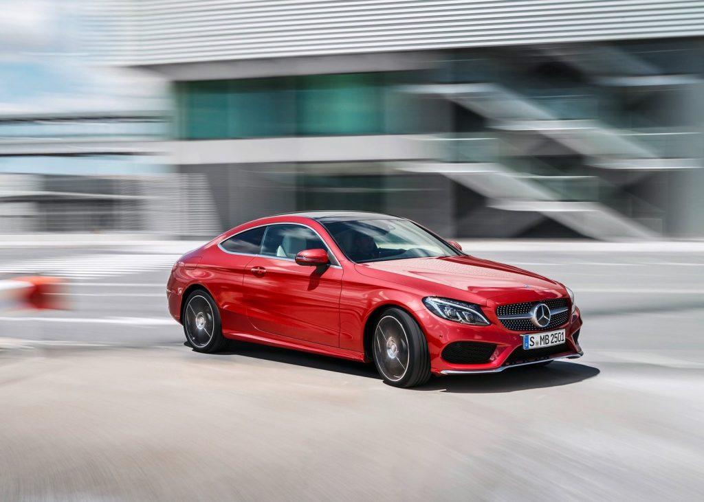 2017 Mercedes-Benz C300 Coupe | Mercedes-Benz