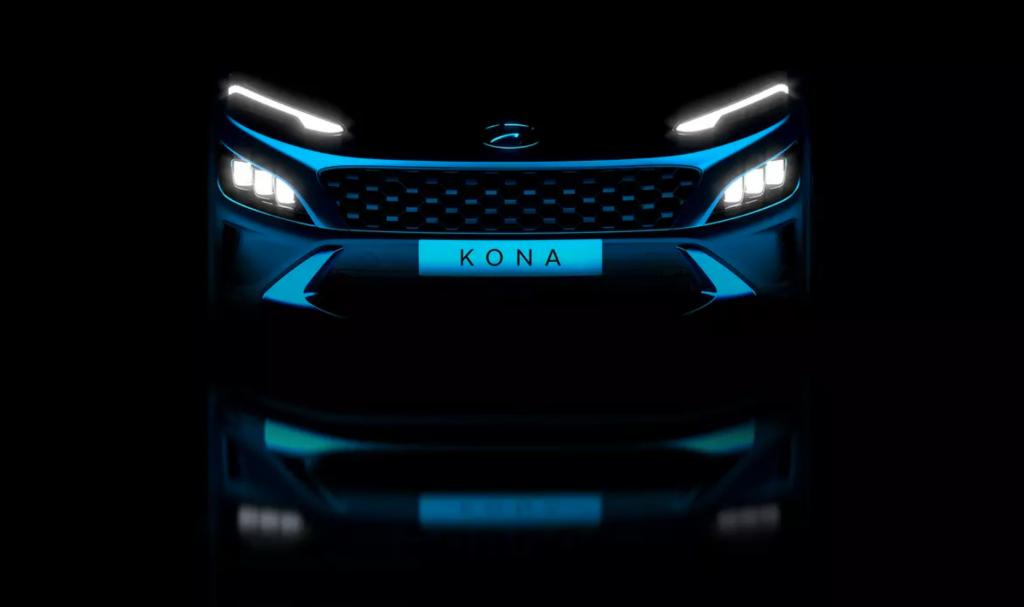 2021 Hyundai Kona  N Line Teaser