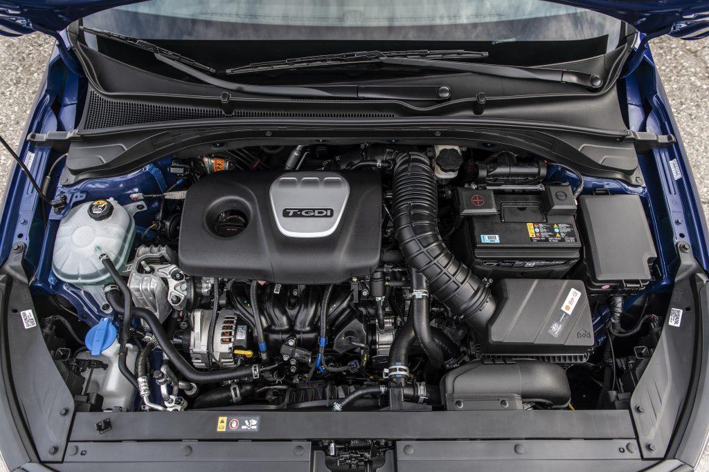 2020 Hyundai Elantra N Line
