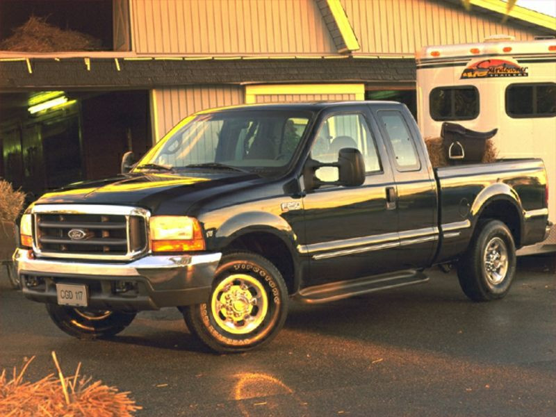 The Legendary Ford F 250 Powerstroke Is A Good Used Diesel Pickup Truck