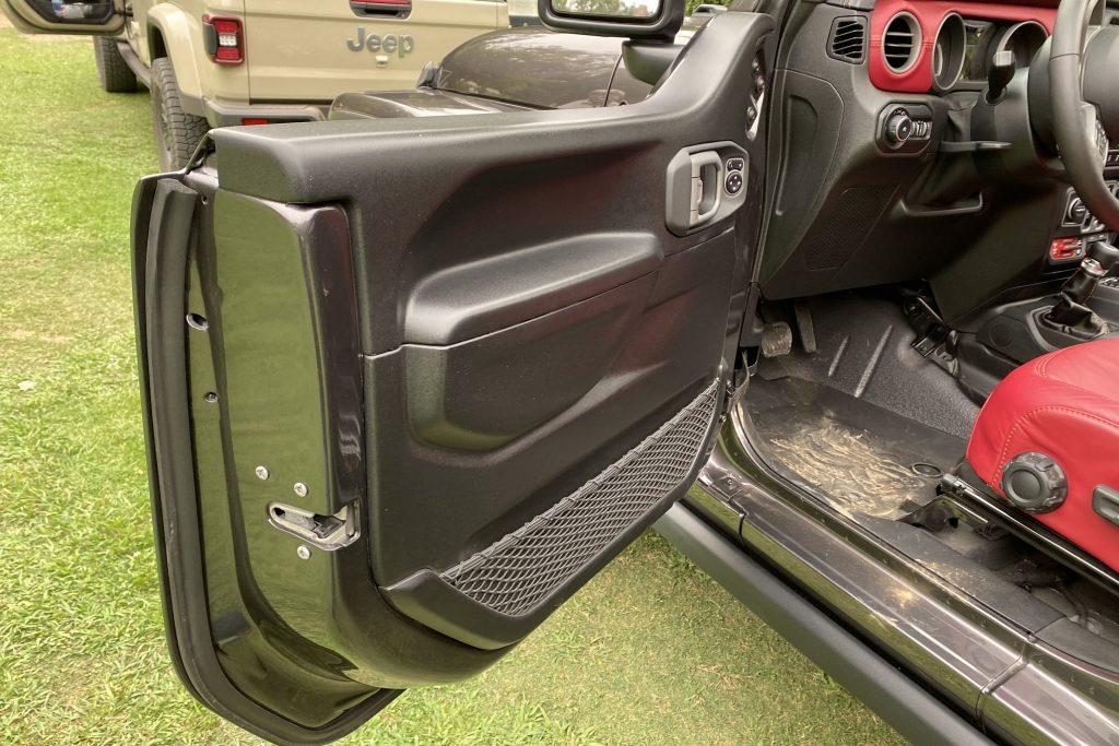 Jeep Wrangler 392 Concept Half Door