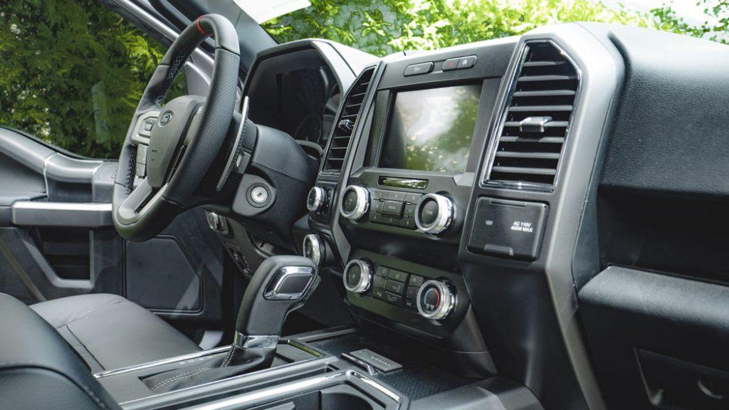 Mil-Spec Ford F-150 Interior