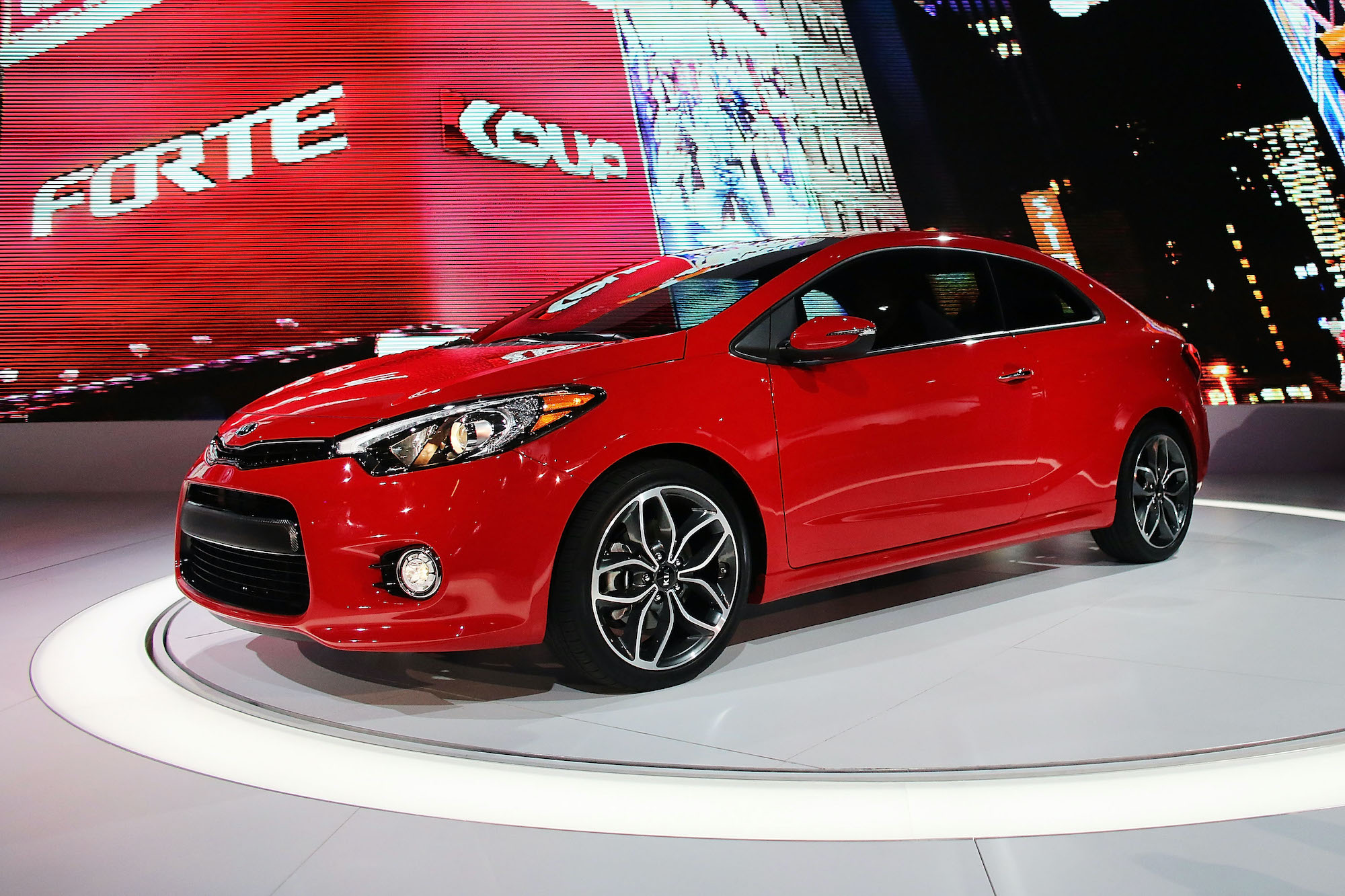 The 2015 Kia Forte Is Affordable and Fuel Efficient