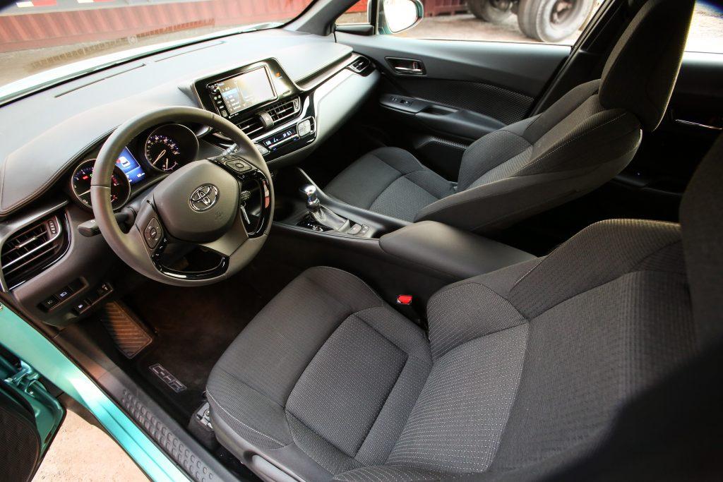 2020 Toyota C-HR Interior