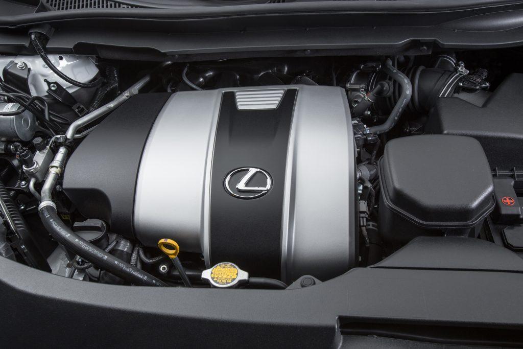 2020 Lexus RX 350 Engine