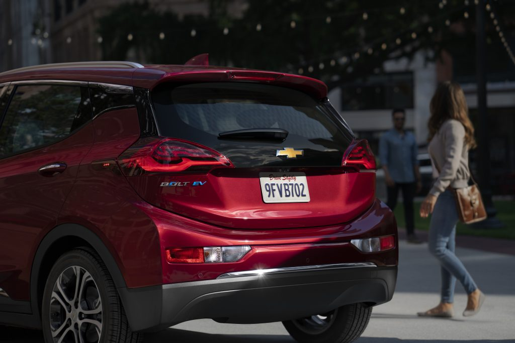 2020 Chevrolet Bolt EV | Chevrolet