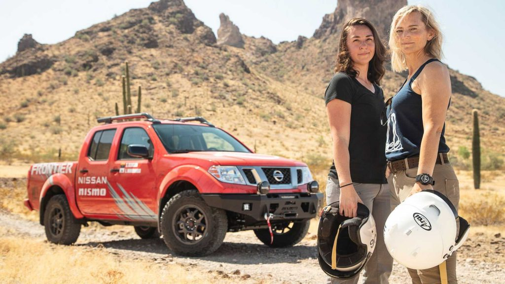 Nissan Nismo Frontier at Rebelle