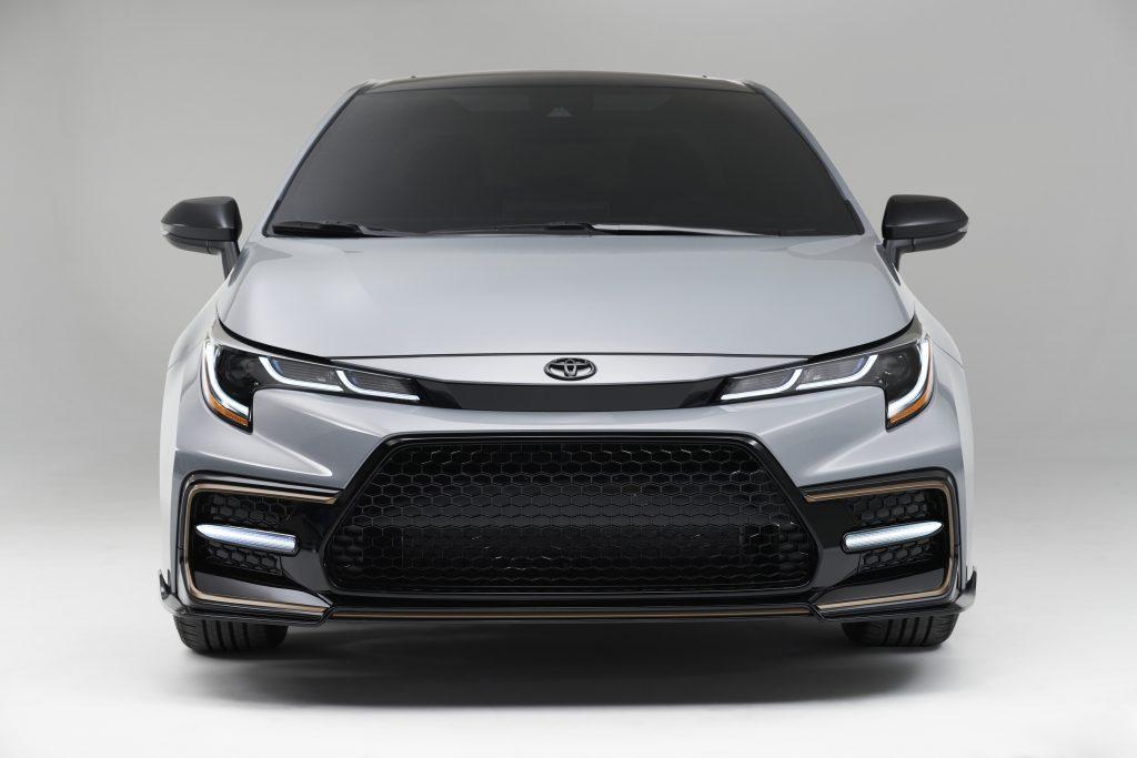 2021 Corolla Apex