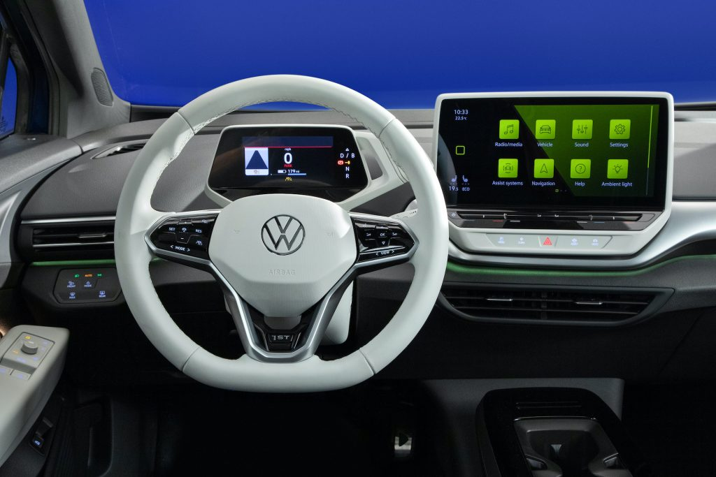 The ID.4 is Volkswagen's newest all-electric crossover. With an affordable starting price and great specs, it should be a best seller for the brand.