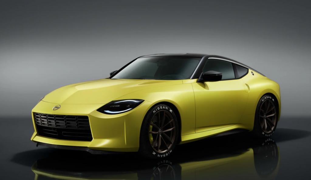 2022 Nissan 400Z | Nissan-2