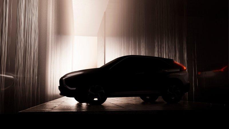 2022 Mitsubishi Eclipse Cross Preview