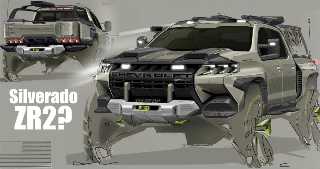 2023 silverado concept