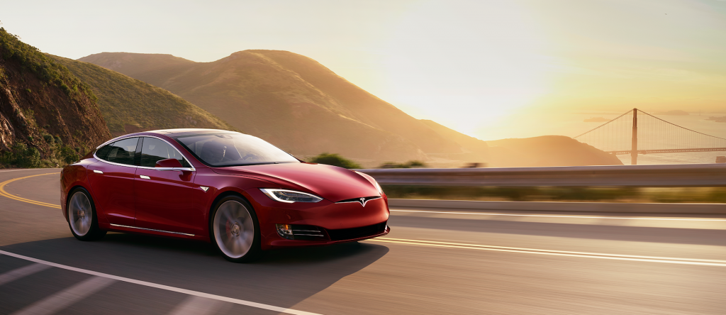 The Tesla Model S Performance offers a 2.3-second 0-60 time and over 350 miles of available range.
