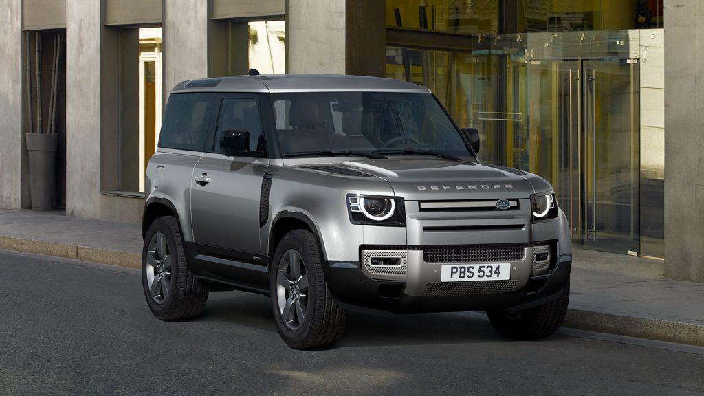 A sleek, grey X-Dynamic model as a two-door variant.