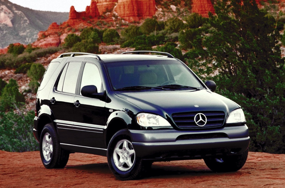 Most Complained About Mercedes Benz Suvs
