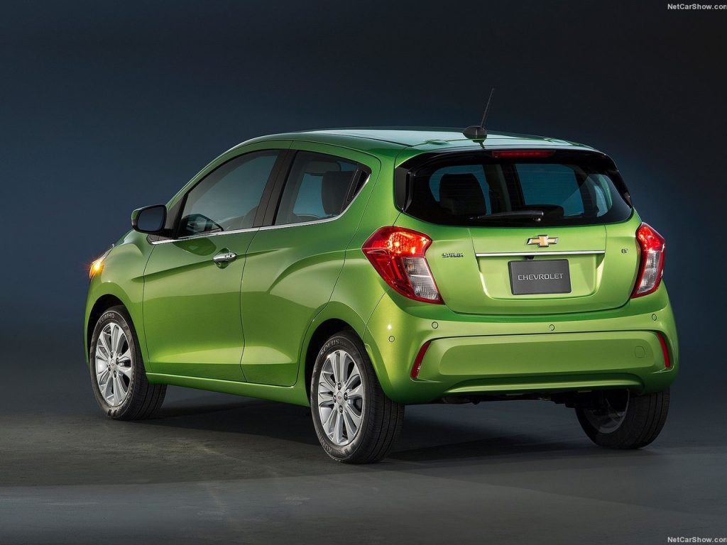 The Chevy Spark is the cheapest brand new car for sale in the US. It is a hatchback often available with significant discounts.