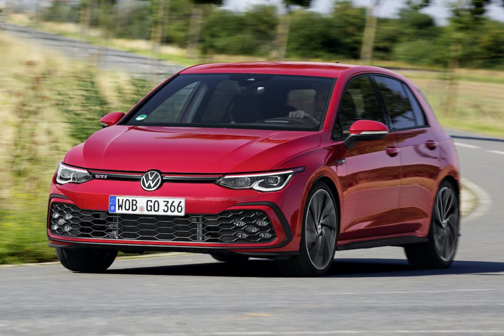 The GTI is Volkswagen's most iconic hot hatch. A new 2022 model should arrive towards the end of 2021.