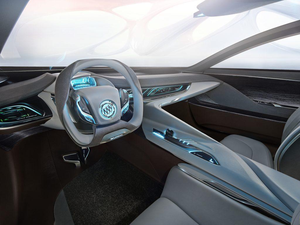 Electra concept interior