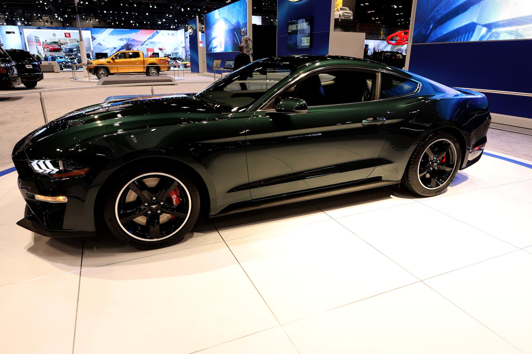 2020 Ford Mustang Bullitt Is Not Worth the Extra $8,000