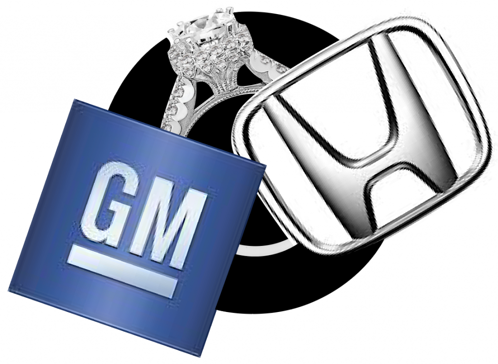 A merger of GM and Honda?