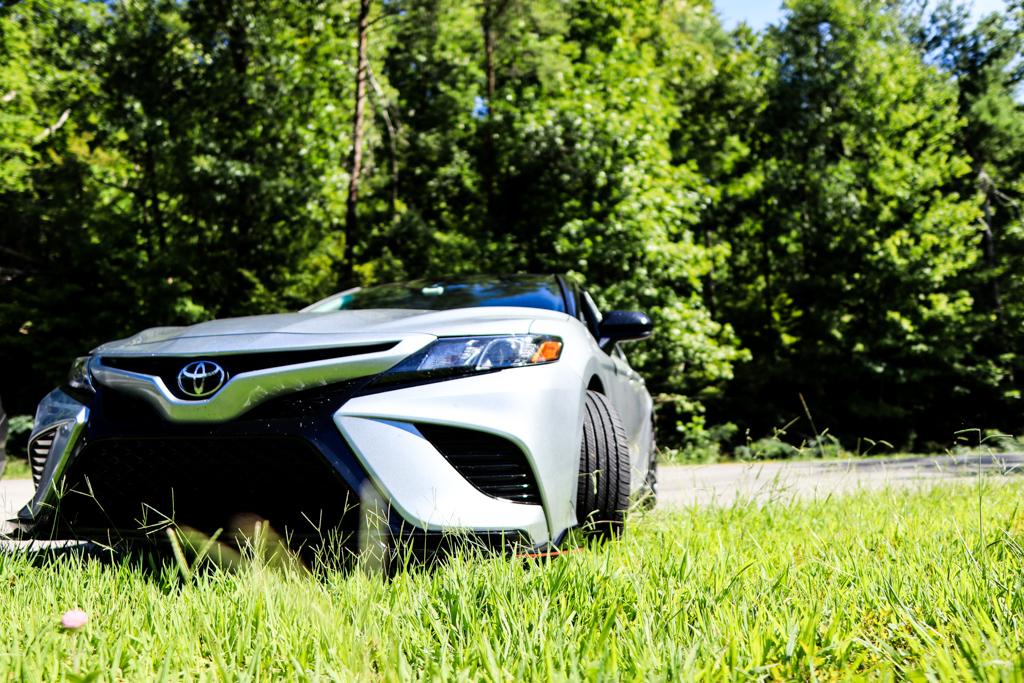 2020 Toyota Camry TRD | Gabrielle R DeSantis
