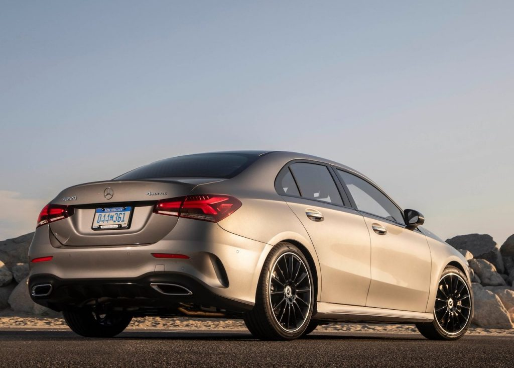 Here S Why The 2020 Mercedes Benz A Class Is The Worst Entry Level Luxury Sedan