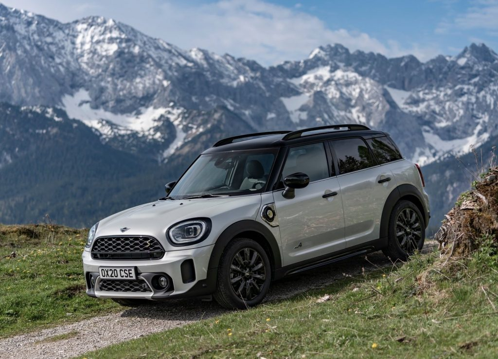 2020 MINI Countryman PHEV