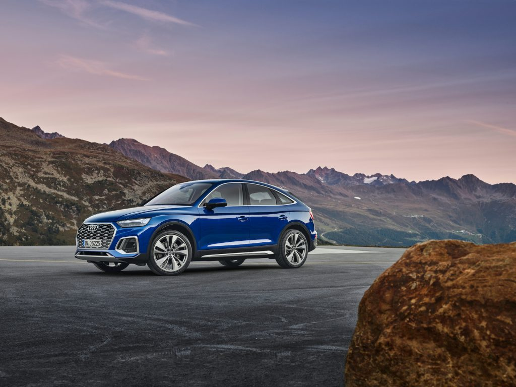 The 2021 Audi Q5 Sportback Made A Crucial Sacrifice