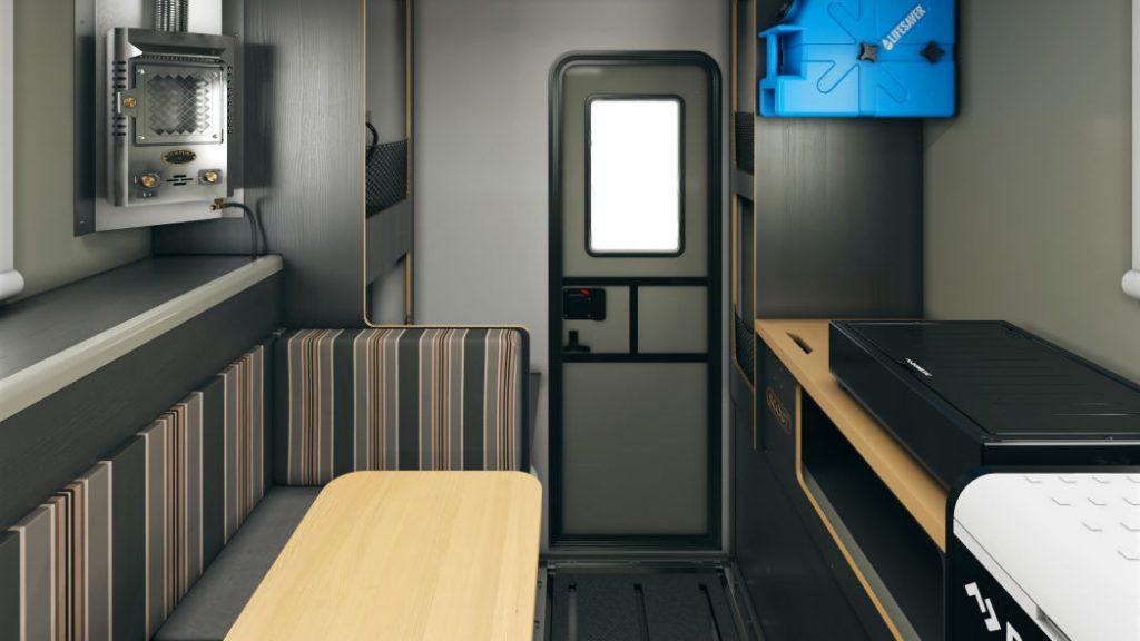 Scout Kenai Camper Lounge
