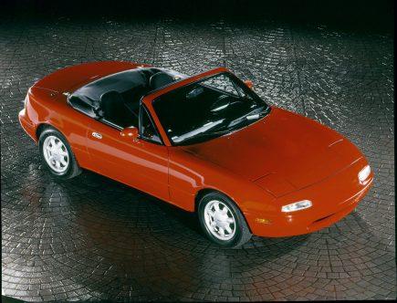 This Mazda MX-5 Miata and a Koenigsegg Hypercar Share 1 Major Component