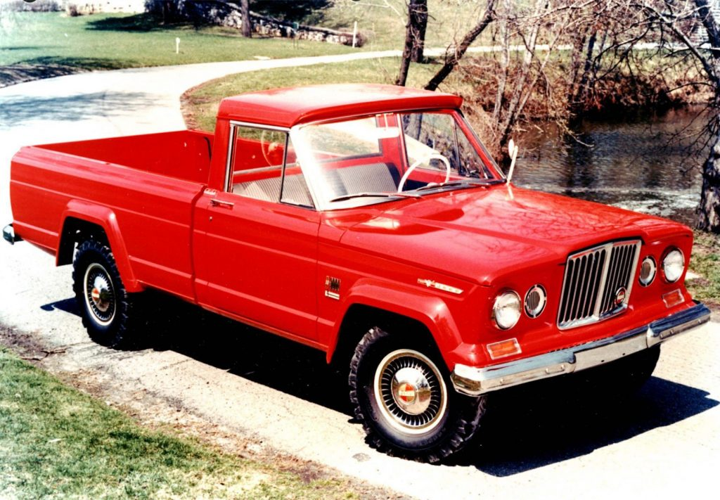 Late '60s Jeep Gladiator (J-series)