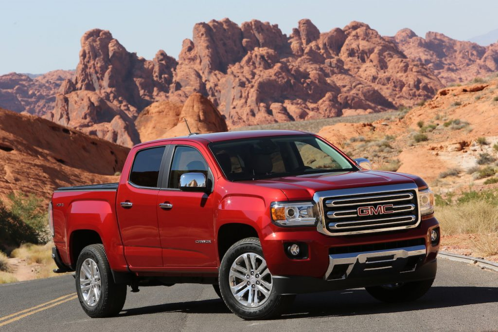 The GMC Canyon is the worst selling pickup truck in the United States and CR hates it.
