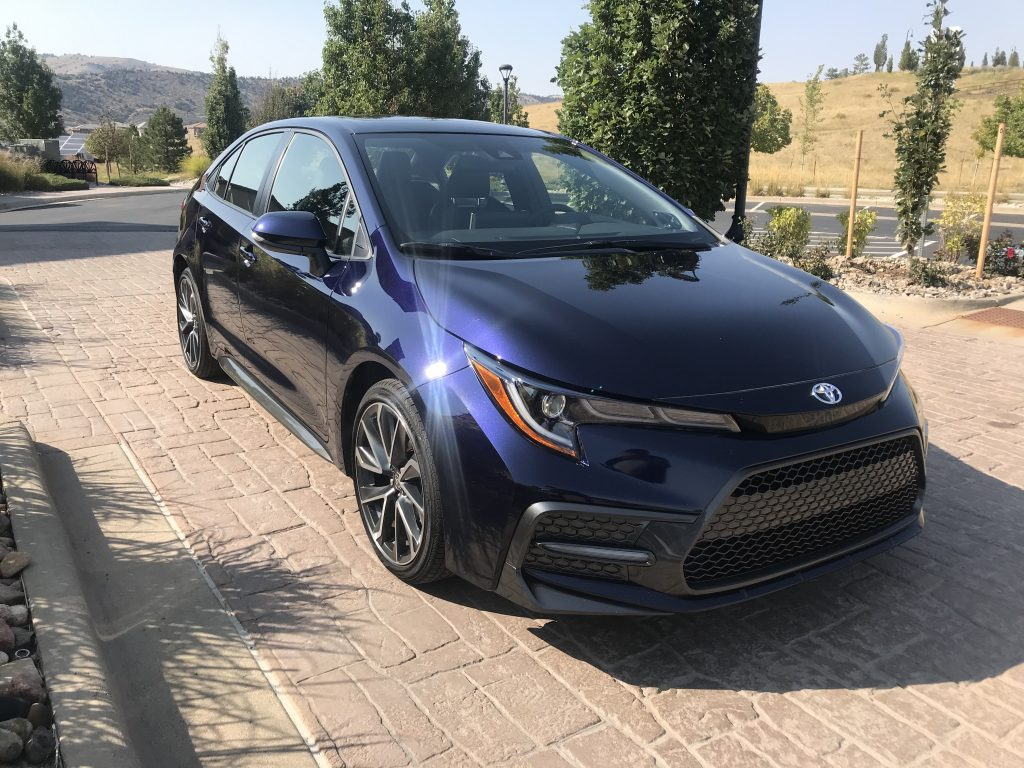 2020 Toyota Corolla | Motor Biscuit
